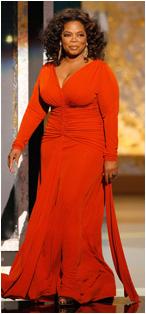 oprah 200 lbs