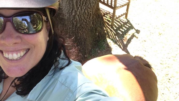 Centaur Selfies